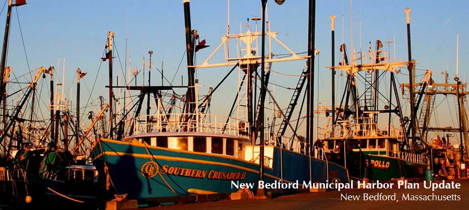 New Bedford Municipal Harbor Master Plan Update
